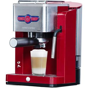 Espressor manual OURSSON EM1900/DC, 900W, 19 bari, rosu