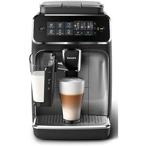 Espressor automat PHILIPS 3200 LatteGo EP3246/70, 1.8l, 15 bari, negru - argintiu