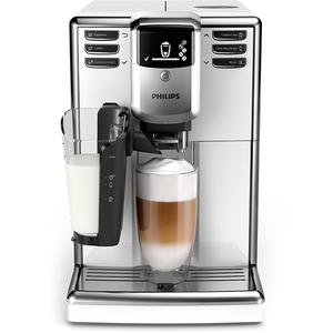 Espressor PHILIPS EP5331/10 Seria 5000 LatteGo Gloss, 1.8l, 6 programe, alb