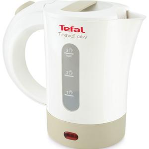 Fierbator de calatorie TEFAL KO120130, 0.5l, 2400W, alb
