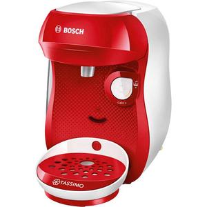Espressor BOSCH Tassimo Happy TAS1006, 0.7l, 1400W, rosu