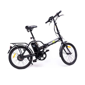 Bicicleta electrica FREEWHEEL EBIKE URBAN, negru