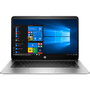 "Laptop HP EliteBook Folio 1030 G1, 13.3"" Full HD, Intel® Core™ m5-6Y54 pana la 2.7GHz, 8GB, SSD 512GB, Intel® HD Graphics 515, Windows 10 Pro, Argintiu"