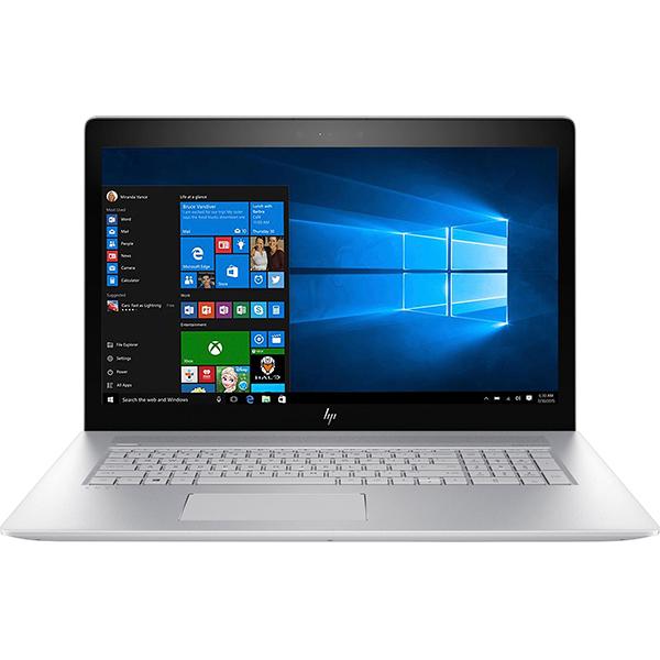 """Laptop HP 17-ae100nq, Intel® Core™ i7-8550U pana la 4.0GHz, 17.3"""" 4K, 8GB, SSD 512GB, NVIDIA® GeForce® MX150 4GB, Windows 10 Home"""