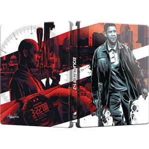 Equalizer 1 si 2 Colectie Blu-ray Steelbook Edition