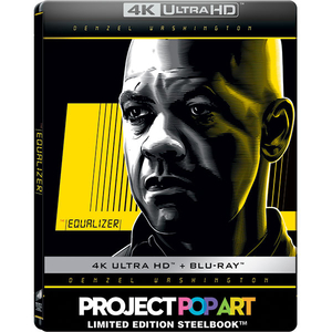 Equalizer Steelbook Edition 4K UHD