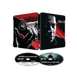 Equalizer 2 UHD 4K Steelbook Edition
