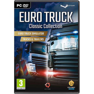 Euro Truck Classic Collection PC