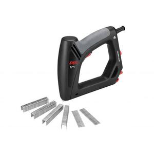 Capsator electric SKIL F0158200AA, 20 percutii, negru