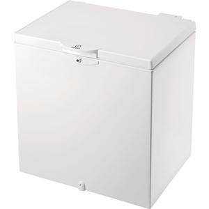 Lada frigorifica INDESIT OS 1A 200 H, 204l, 86.5 cm, A+, alb
