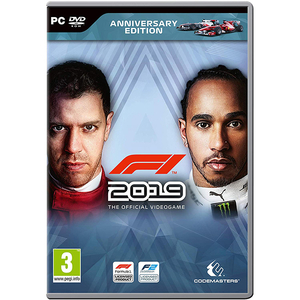 F1 2019 Anniversary Steelbook Edition PC