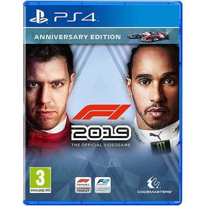 F1 2019 Anniversary Steelbook Edition PS4