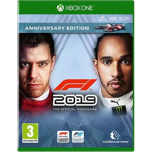 F1 2019 Anniversary Steelbook Edition Xbox One
