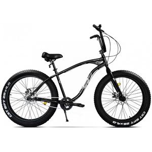 Bicicleta Fat Bike PEGAS Cutezator Ev 3S, Negru-Stelar