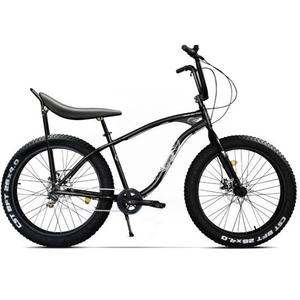 Bicicleta Fat Bike PEGAS Cutezator Ev Banana 7S, negru