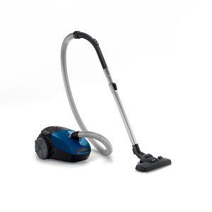 Aspirator cu sac PHILIPS PowerGo FC8245/09, 3l, 750W, albastru
