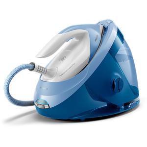 Satie de calcat PHILIPS GC8942/20 PerfectCare Expert Plus, 1.8l, 480g/min, 2100W, talpa  SteamGlide Advanced, alb - albastru