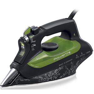 Fier de calcat ROWENTA DW6010, 300ml, 180g/min, 2400W, talpa inox, negru - verde