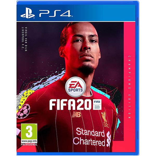 FIFA 20 Champions Edition PS4 + bonus precomanda