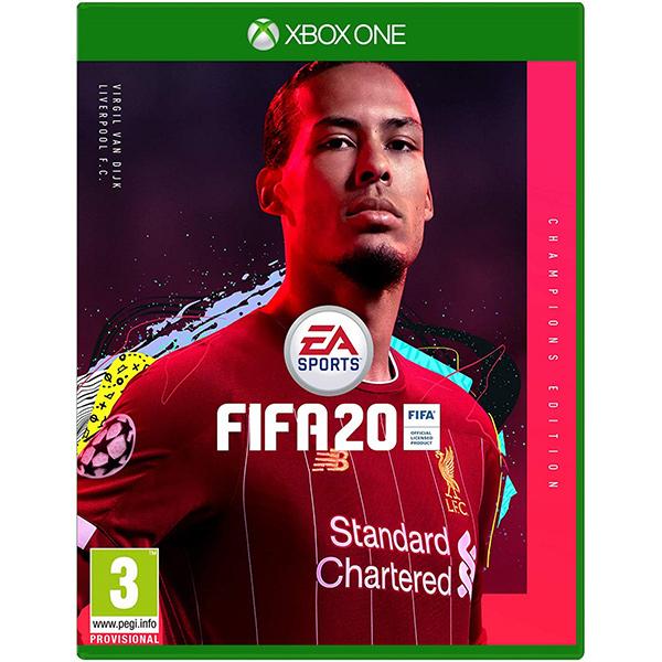 FIFA 20 Champions Edition Xbox One + bonus precomanda