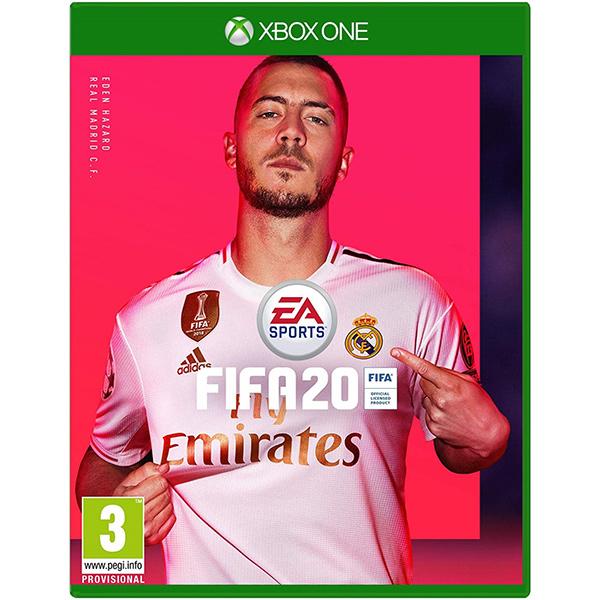 FIFA 20 Xbox One + bonus precomanda