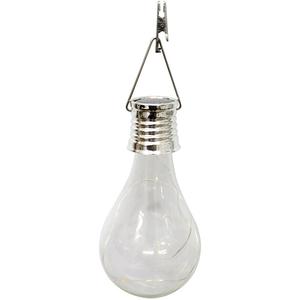 Lampa solara FLINK FK-FS-086, 1 lumeni, IP44, alb
