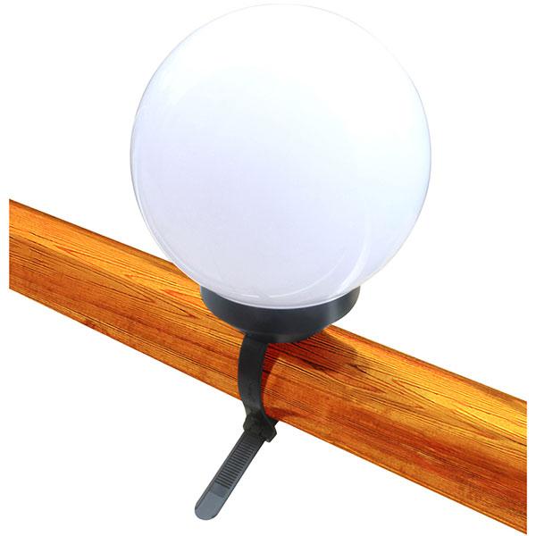 Set Lampi Solare.Set Lampi Solare Flink Fk Sfera Bal 086s 1 Lumeni Ip44 Multicolor