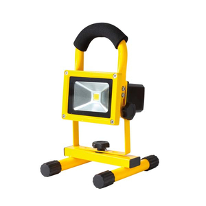 Proiector LED HOME FLB 10 LED/YE, 10W, 800 lumeni, galben