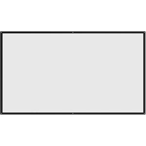 Ecran de proiectie SBOX  FPS-100, 221 x 124 cm