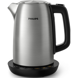 Fierbator de apa PHILIPS HD9359/90 Avance Collection, 1.7l, 2200W, inox