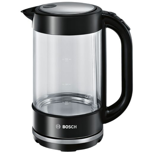Fierbator apa BOSCH TWK70B03, 1.7l, 2400W, negru
