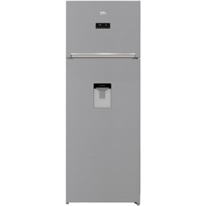 Frigider cu 2 usi BEKO RDNE535E30DZXB, 471 l, 193 cm, A++, argintiu