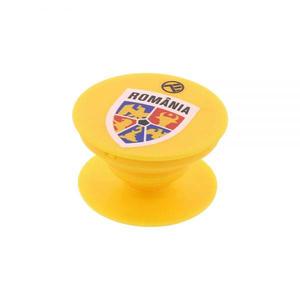 Suport stand universal cu suport pentru masina TELLUR FRF000001, galben