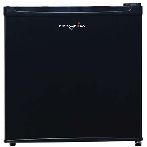 Minibar MYRIA MY1025BK, 43 l, 52 cm, A+, negru