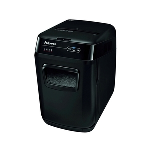Distrugator de documente FELLOWES FW000300 Automax 130C, 130 coli, Cross-Cut