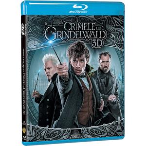 Animale Fantastice: Crimele lui Grindelwald Blu-ray 3D