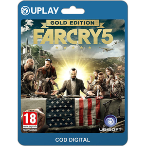 Far Cry 5 Gold Edition PC (licenta electronica Uplay)