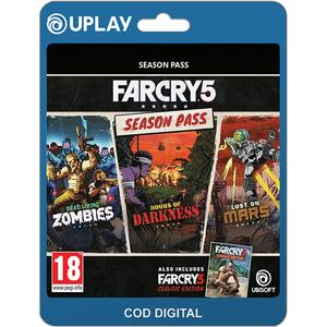 Far Cry 5 Season Pass PC (licenta electronica Uplay)