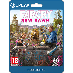 Far Cry New Dawn PC (licenta electronica Uplay)