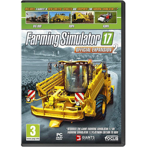 Farming Simulator 17: Official Expansion 2 PC
