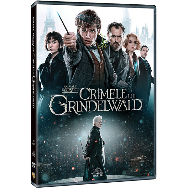 Animale Fantastice: Crimele lui Grindelwald DVD