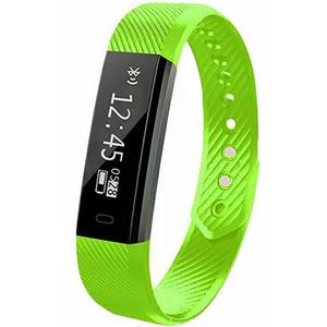 Bratara fitness MAXCOM FitGo FW10 Active, Android/iOS, verde Lime