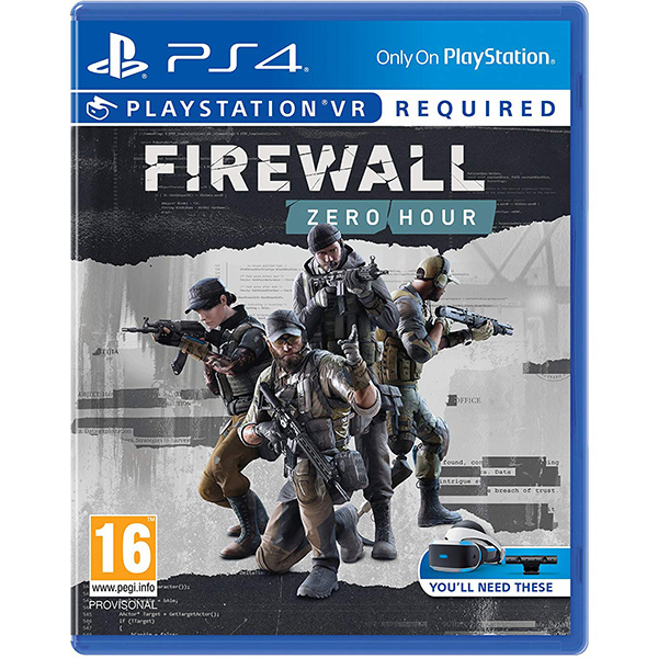 Firewall Zero Hour PS4 / PSVR