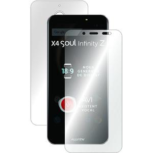 Folie protectie pentru Allview X4 Soul Infinity Z, SMART PROTECTION, fullbody, polimer, transparent