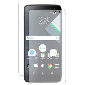 Folie protectie pentru Blackberry DTEK60, SMART PROTECTION, fullbody, polimer, transparent