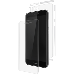 Folie protectie pentru Huawei P9 Lite (2017), SMART PROTECTION, fullbody, polimer, transparent