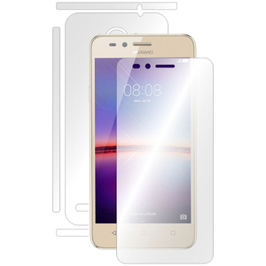 Folie protectie pentru Huawei Y3 II, SMART PROTECTION, fullbody, polimer, transparent