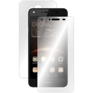 Folie protectie pentru Huawei Y5 II, SMART PROTECTION, fullbody, polimer, transparent