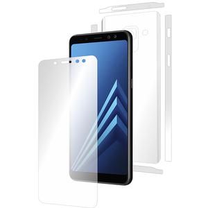Folie protectie pentru Samsung A8, SMART PROTECTION, fullbody, polimer, transparent