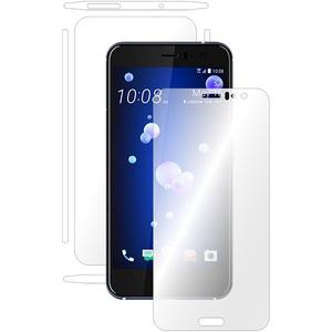 Folie protectie pentru HTC U11, SMART PROTECTION, fullbody, polimer, transparent